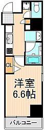 蔵前蔵マンション[4階]の間取り