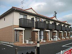 ラフィーネ小松[2階]の外観