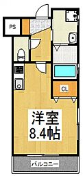 アカシアコート[2階]の間取り