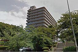 ファミール竹城台[2階]の外観