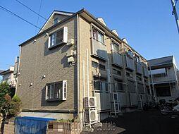 Lapis AP 鶴川(ラピスエーピーツルカワ)[2階]の外観