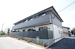 福岡県福岡市南区西長住2丁目の賃貸アパートの外観