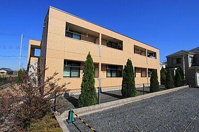 外観,1LDK,面積36m2,賃料5.9万円,つくばエクスプレス 研究学園駅 徒歩25分,,茨城県つくば市学園の森