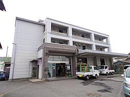 長野県上田市御所の賃貸マンションの外観