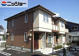 コンフォート吉新A棟[1階]の外観