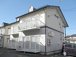 ダイセンアパートB[102号室]の外観
