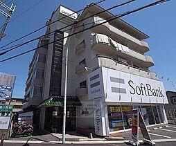 京都府向日市物集女町クヅ子の賃貸マンションの外観