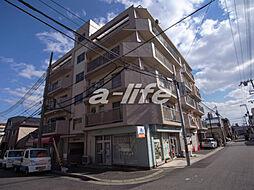 第二横田マンション[401号室]の外観