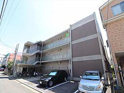 大阪府吹田市寿町1丁目の賃貸マンションの外観