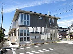 静岡県浜松市中区南浅田2丁目の賃貸アパートの外観