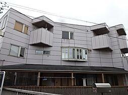 東京都小金井市貫井北町3丁目の賃貸マンションの外観