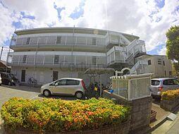兵庫県川西市南花屋敷3丁目の賃貸マンションの外観