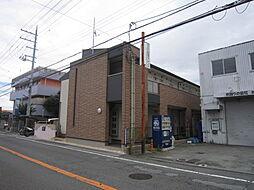 大阪府高槻市北柳川町の賃貸アパートの外観