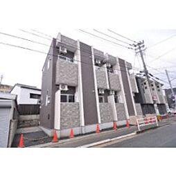福岡県福岡市西区小戸1の賃貸アパートの外観