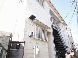 三恵ハイツ[2階]の外観