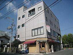 大阪府大東市朋来1丁目の賃貸マンションの外観