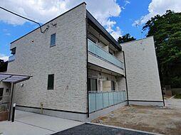 千葉県船橋市東船橋1丁目の賃貸アパートの外観