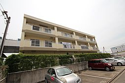 愛知県名古屋市中川区かの里1丁目の賃貸アパートの外観
