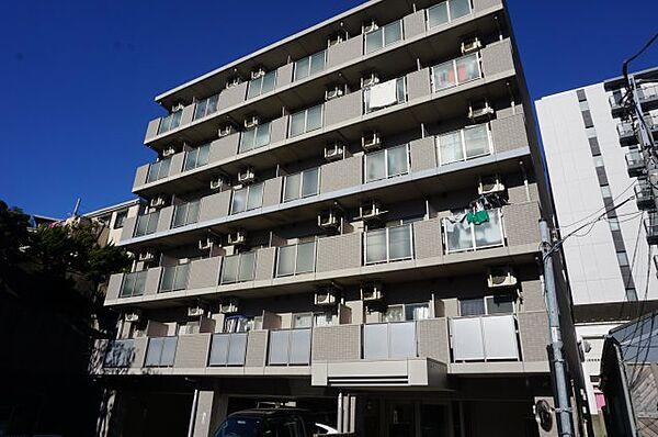 カスタリア野毛山 4階の賃貸【神奈川県 / 横浜市中区】
