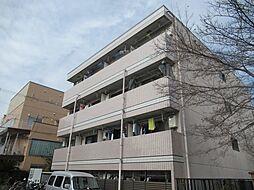ハイツ八戸ノ里[4階]の外観