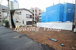 現況:更地 建築条件無しなので、思いのままの家作りができます