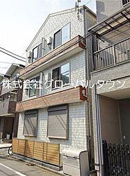 東京都墨田区立花5丁目の賃貸アパートの外観