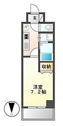 willDo千代田[11階]の間取り