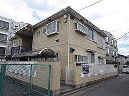 埼玉県さいたま市浦和区神明1丁目の賃貸アパートの外観