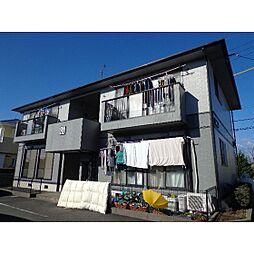静岡県浜松市南区御給町の賃貸アパートの外観