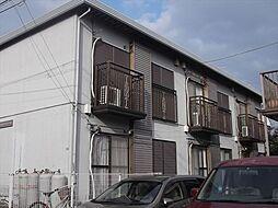 埼玉県さいたま市桜区道場1丁目の賃貸アパートの外観