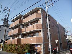 アルバローザ京都[4階]の外観