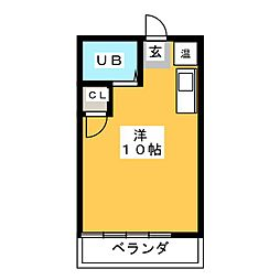 八草駅 2.5万円