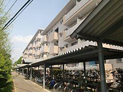 笠幡団地 11号棟[4階]の外観