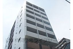 エステムプラザ京都烏丸五条[9階]の外観