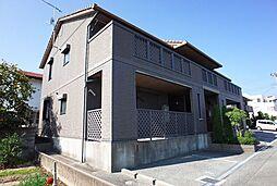 プロスペールA棟[2階]の外観