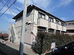 東京都町田市木曽東1の賃貸アパートの外観