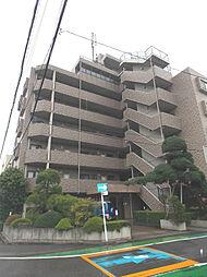 埼玉県蕨市塚越3丁目の賃貸マンションの外観