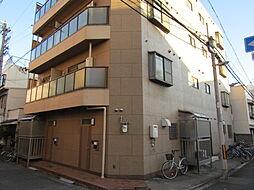 リヴェール千扇駒川[3階]の外観