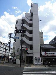 京都府京都市東山区二町目の賃貸マンションの外観