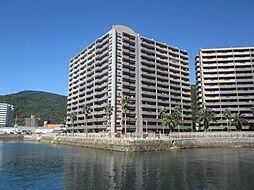 コアマンションマリナシティ長崎 B棟[201号室]の外観