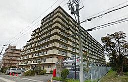 大阪府岸和田市加守町4丁目の賃貸マンションの外観