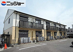 タウンコート松阪[1階]の外観