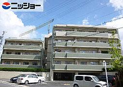 愛知県みよし市三好丘1丁目の賃貸マンションの外観