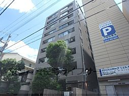京都府京都市下京区芦刈山町の賃貸マンションの外観