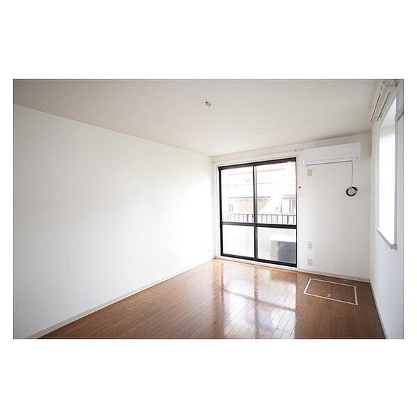 サンハイツの家具の配置をイメージしやすい空間