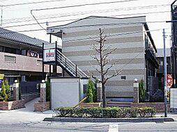 埼玉県川口市芝塚原2丁目の賃貸アパートの外観