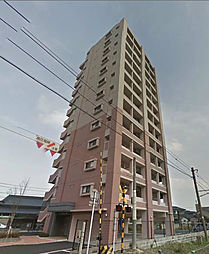 福岡県北九州市小倉南区下曽根4丁目の賃貸マンションの外観
