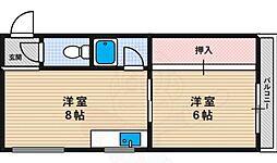長居駅 3.1万円
