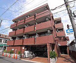 京都府京都市上京区森之木町の賃貸マンションの外観