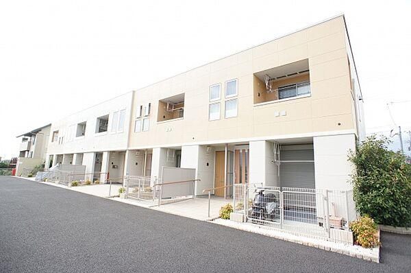 EAST ROCK2(イーストロック) 1階の賃貸【茨城県 / 稲敷郡阿見町】
